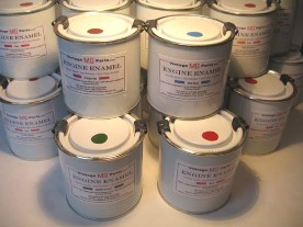 High Quality Cellulose Based Engine Enamel Paint