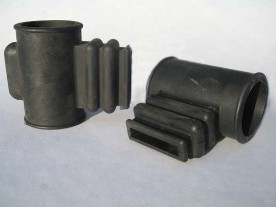 Front & Rear Rubber Trunnion Covers
