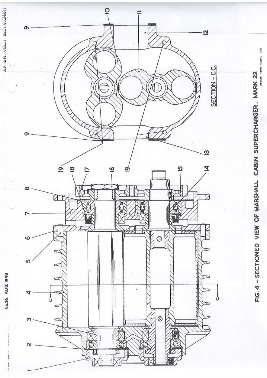 godfrey marshall cabin supercharger manual mk22