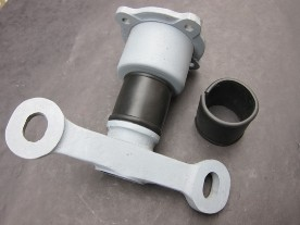 Moulded Front Engine Mounting Rubbers